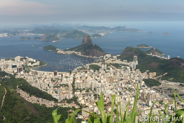 View of Rio de Janeiro, Brazil