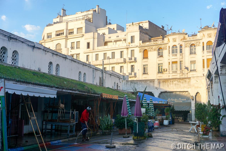 Marche Central in Casablanca, Morocco