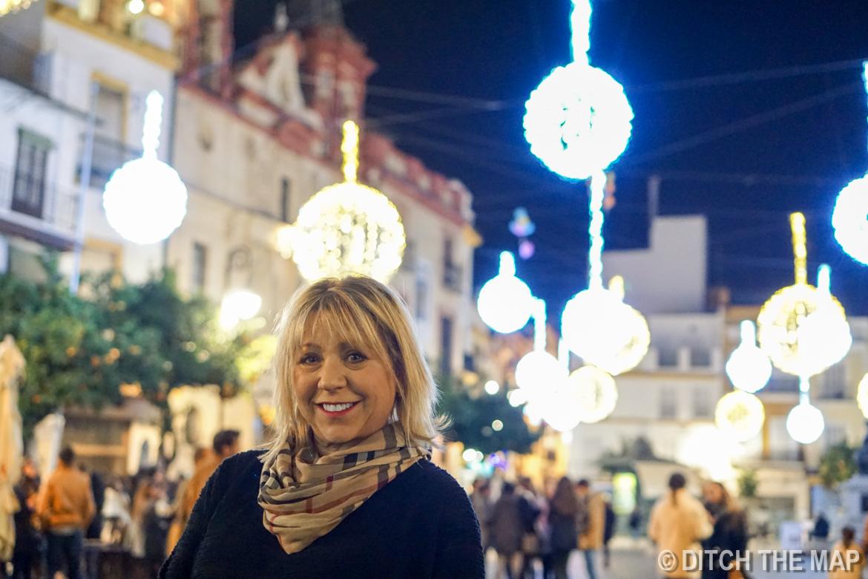 Downtown Seville, Spain