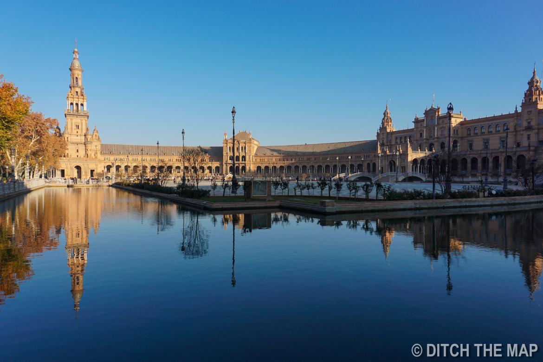 Expo in Seville, Spain