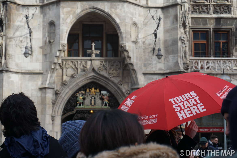 Free Walking Tour in Munich, Germany