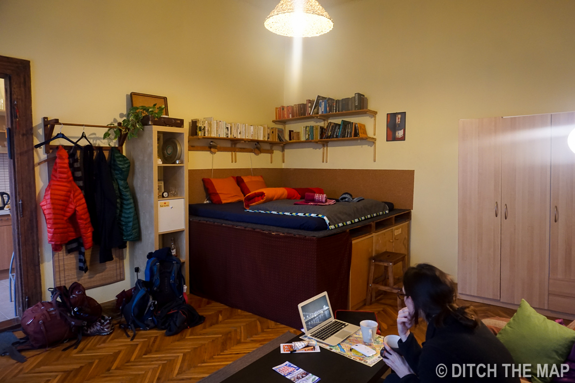 Our Airbnb Stay in Budapest, Hungary