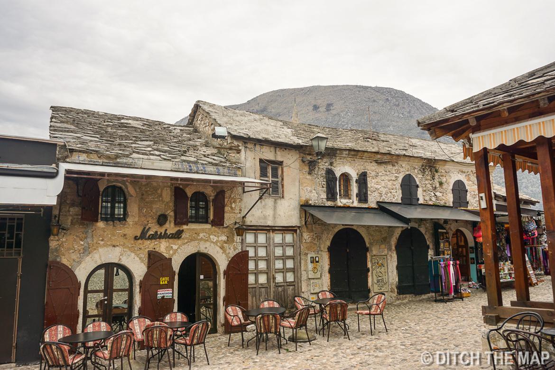 Old Town Mostar, Bosnia