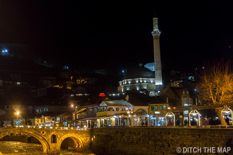Old Town Prizren, Kosovo
