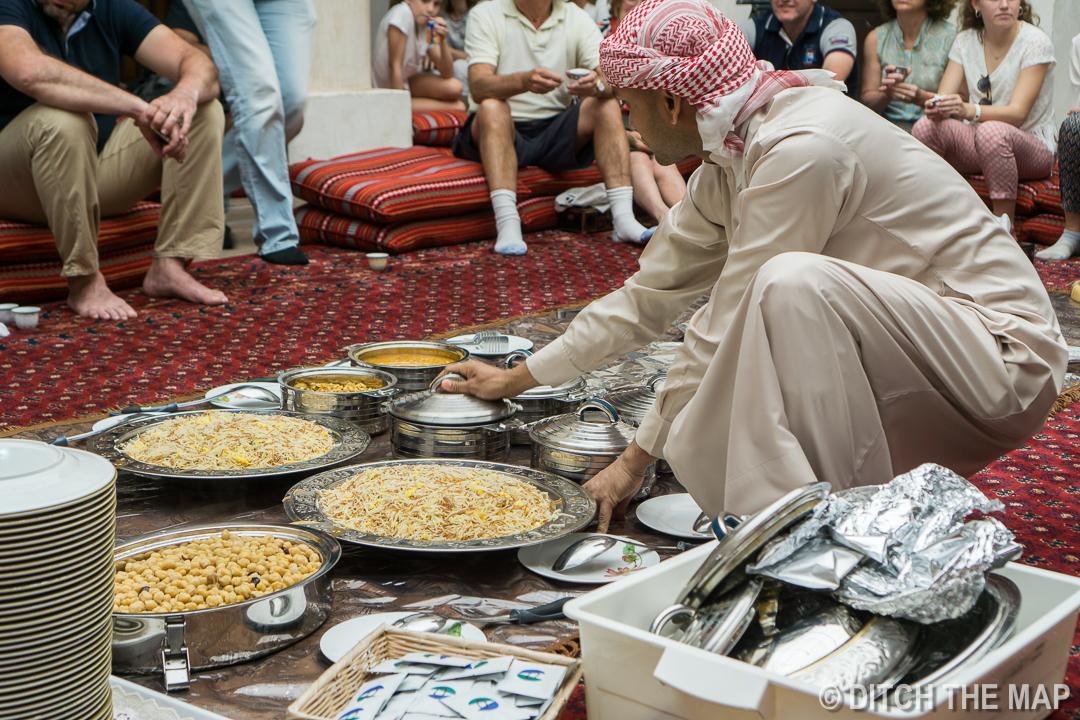 Sheikh Mohammed Centre for Cultural Understanding in Dubai, UAE