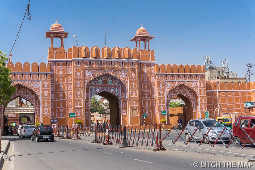 Around Town in Jaipur, India