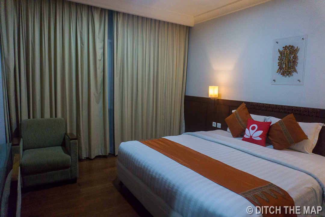 Our hotel in Jakarta, Indonesia