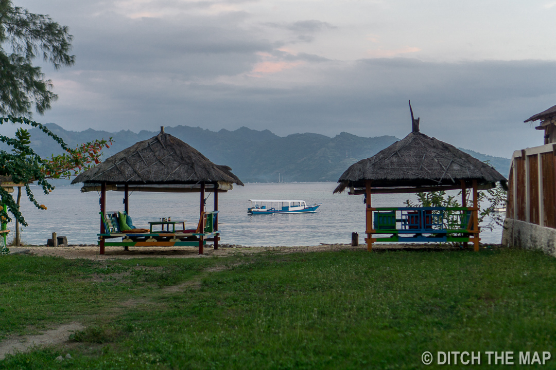 Gili Air (Lombok), Indonesia