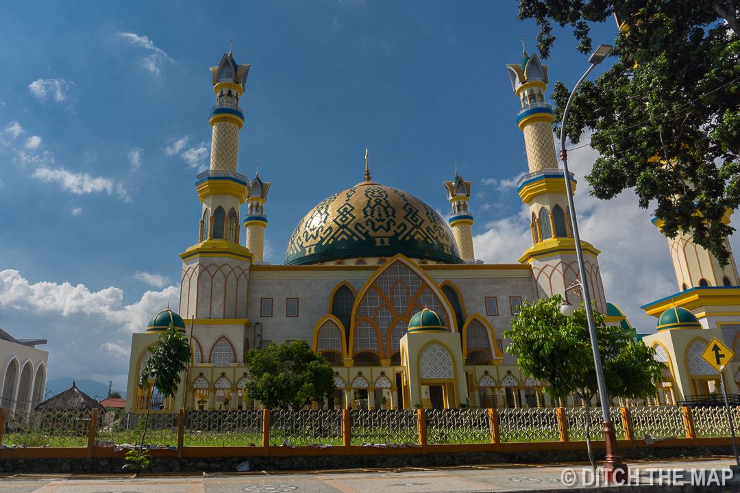 A Mosque in Mataram, Lombok