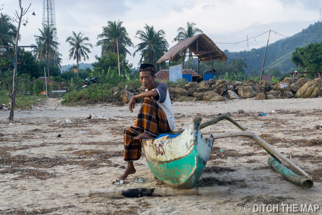 Kuta (Lombok), Indonesa