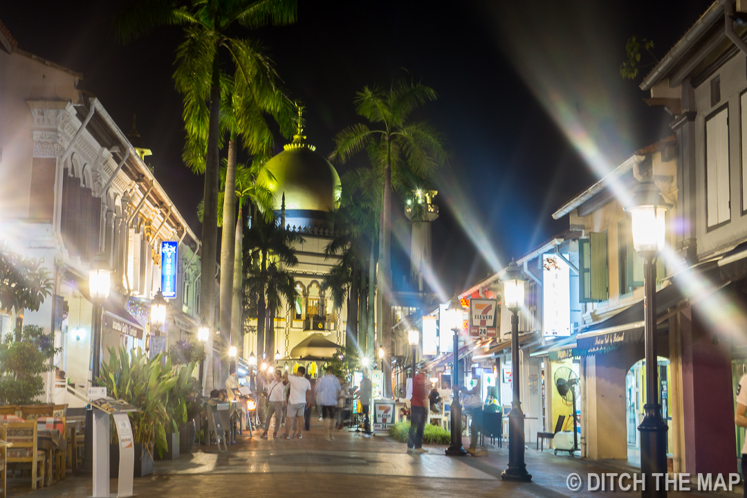 Picture of Arab Street, Singapore