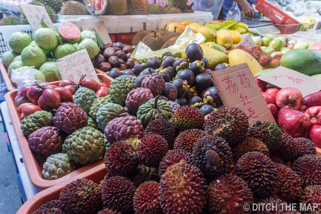 Kota Kinabalu (Sabah), Borneo