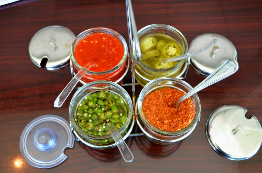 4 Thai Condiments Found on All Tables