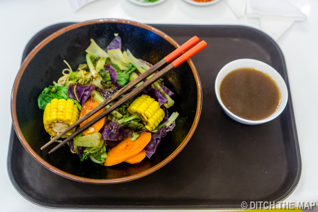 Vegan Food in Ho Chi Minh City, Vietnam
