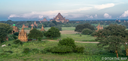 2 Days in Bagan, Myanmar - Travel Blog and World Class