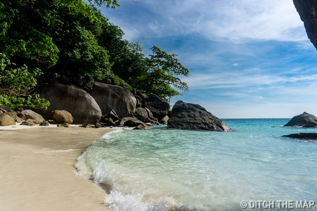 Similan Island, Thailand