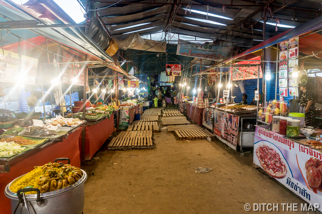 Carnival/Market on the Northern Part of Ko Lanta, Thailand