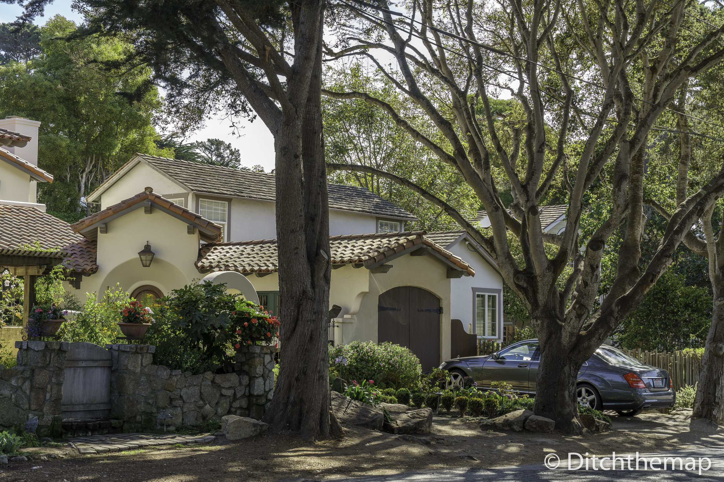 Home Architecture in Carmel California
