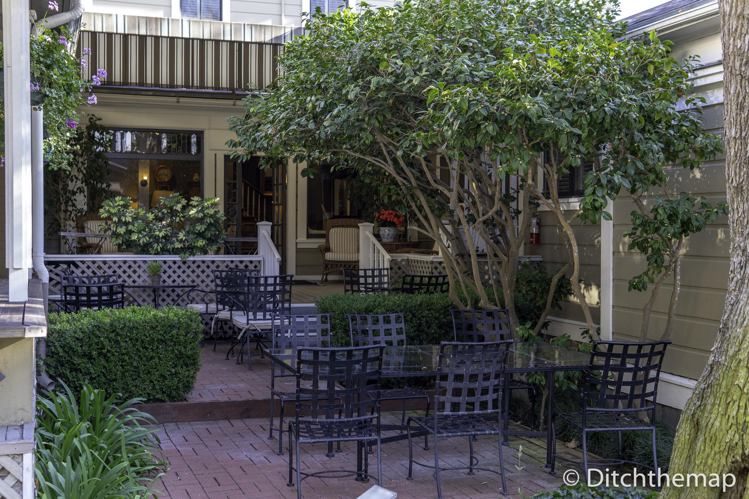 Upham Hotel in Santa Barbara, California