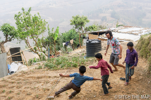 Workaway: Rebuilding after the earthquake in Dhading, Nepal