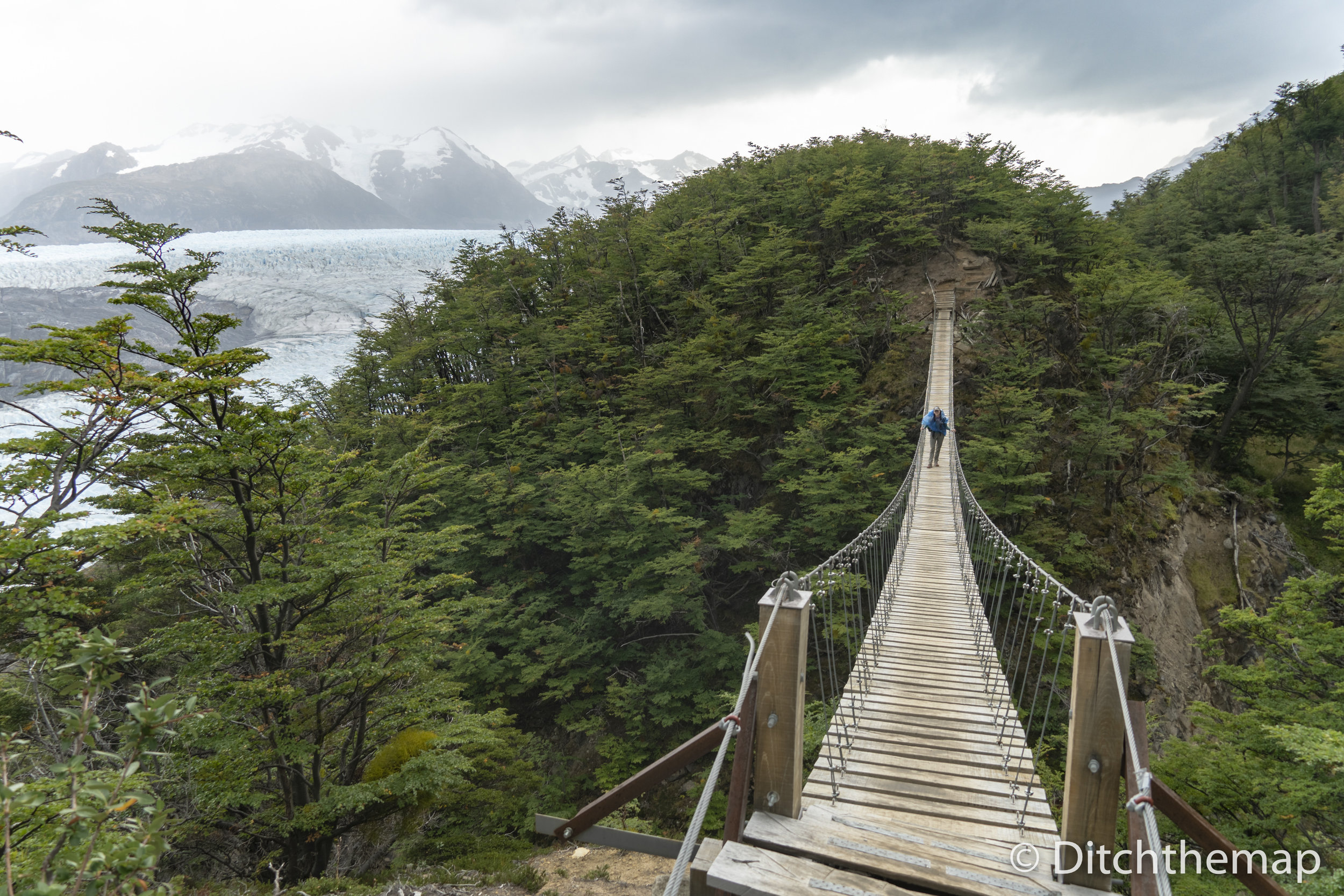Torres del Paine Trek in Patagonia, Chile, South America