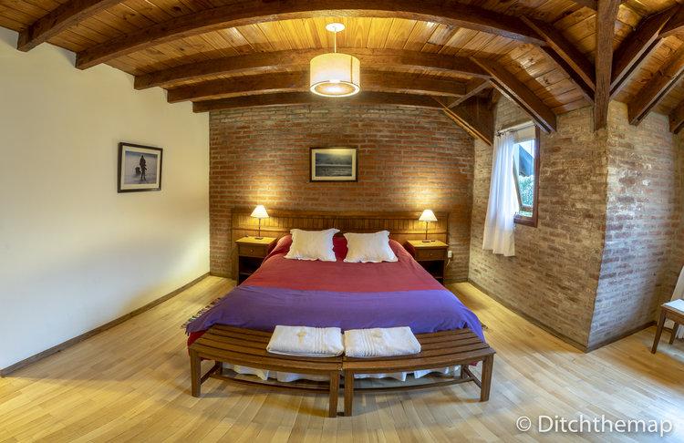Hosteria Puma - Bedroom