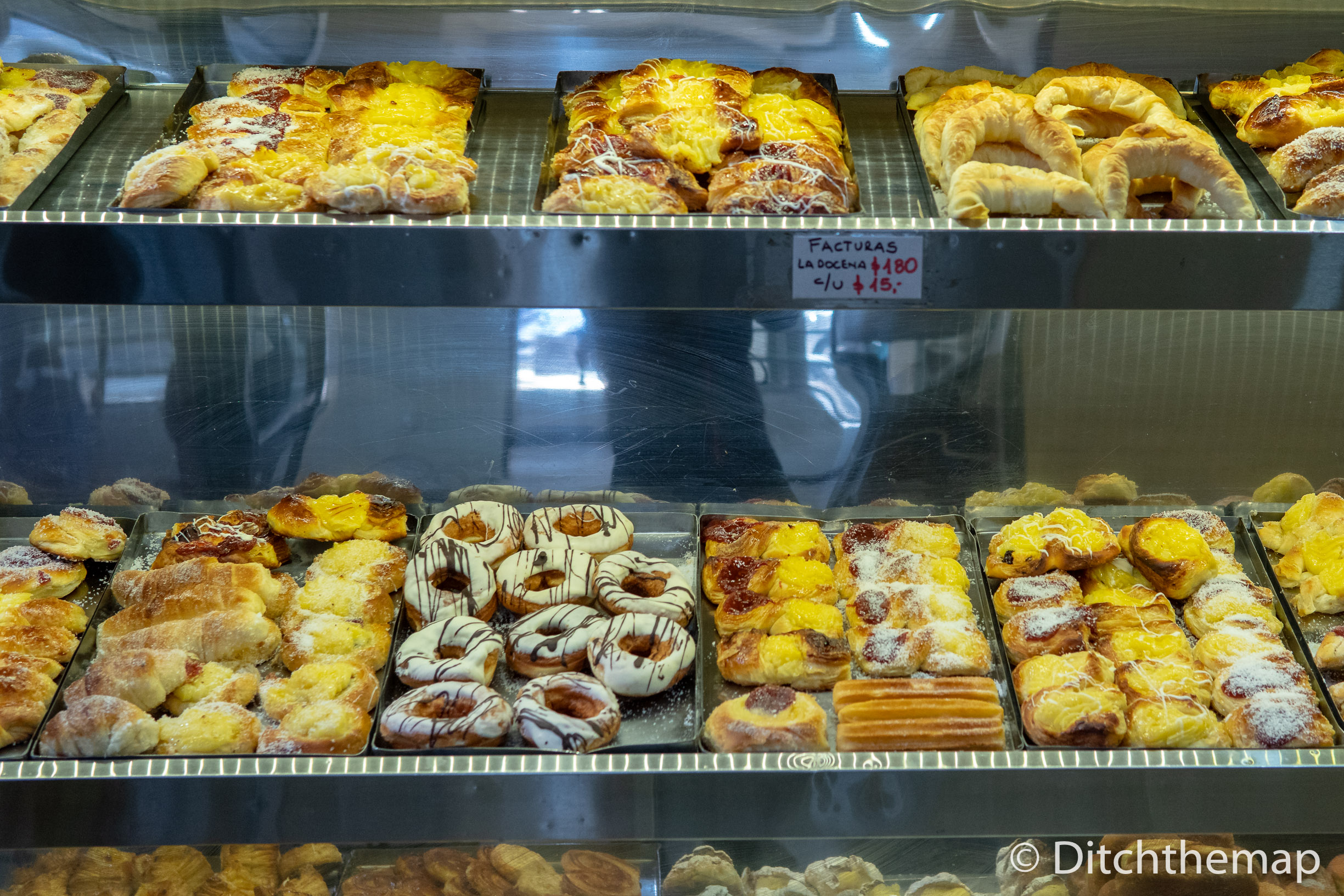 Variety of Argentine Pastries