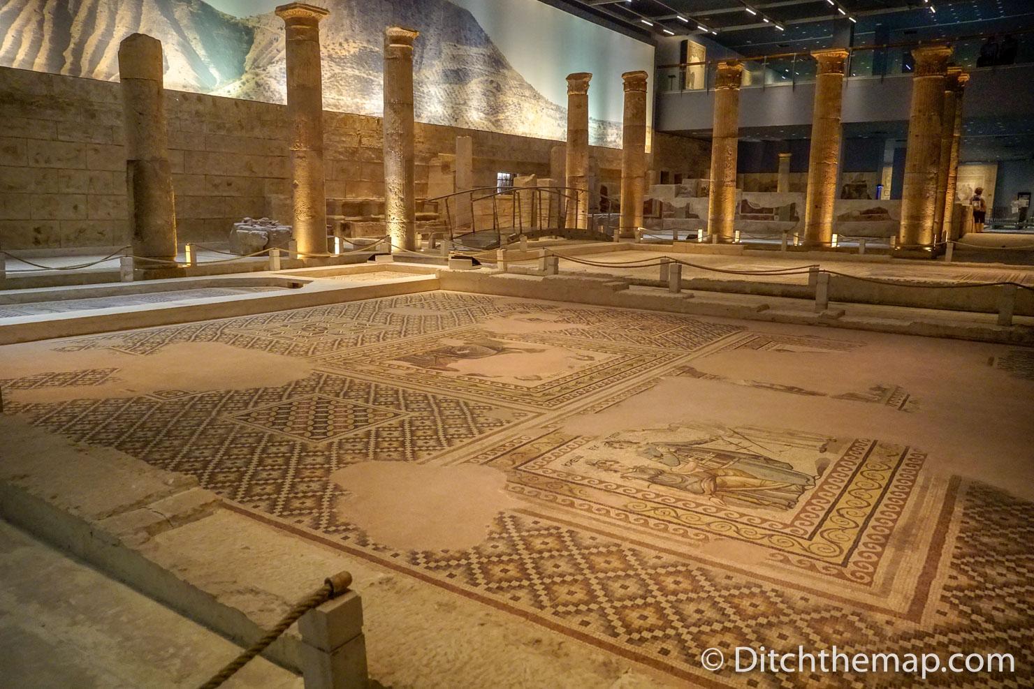 Mosaic Museum in Gaziantep