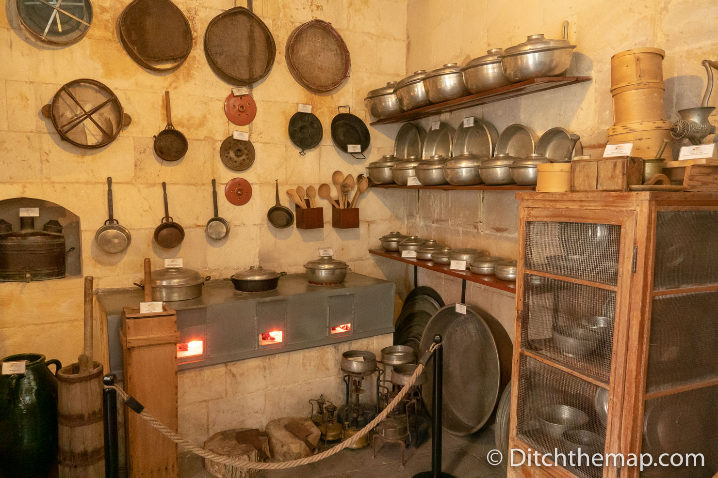 Culinary Museum in Gaziantep, Turkey