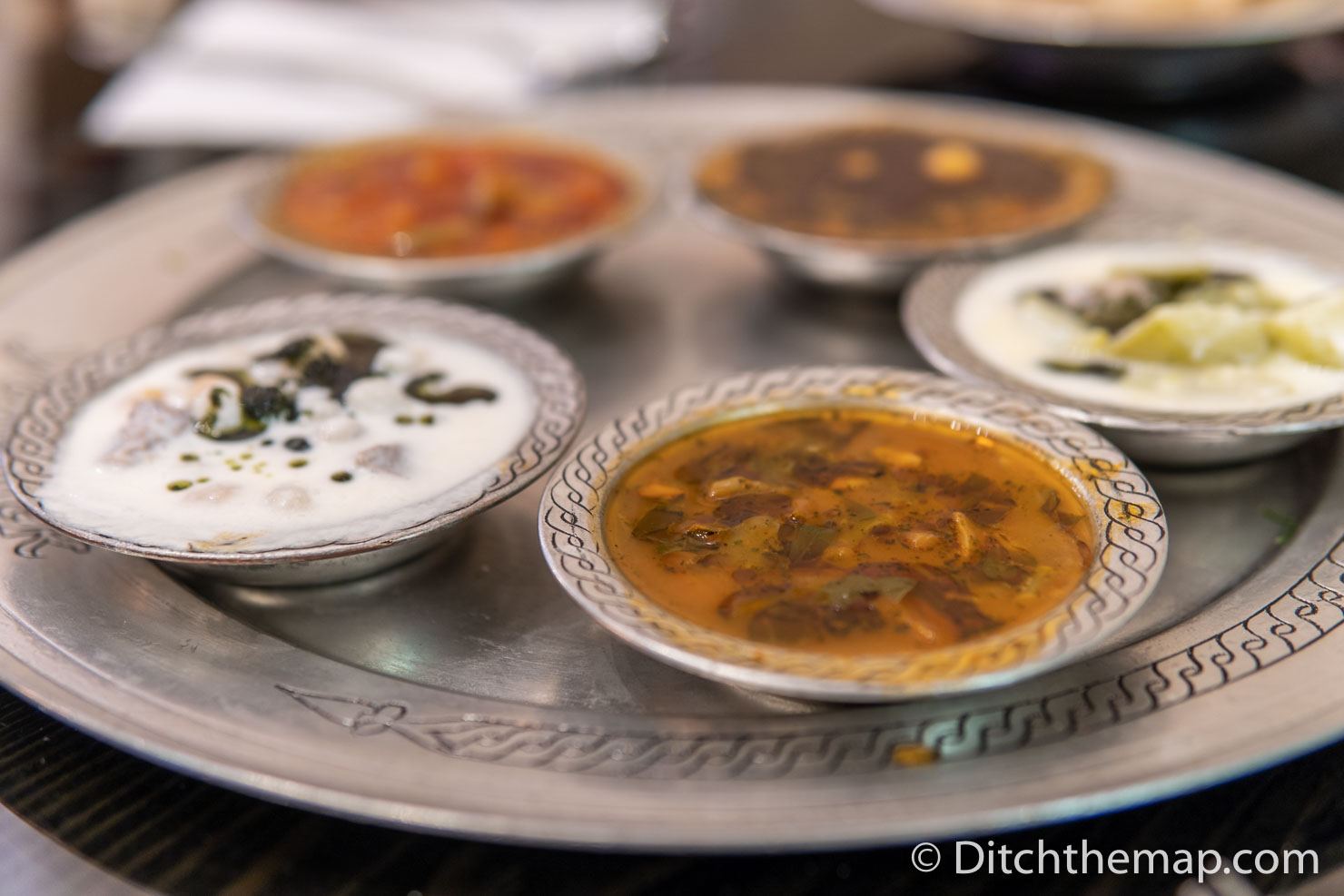 Soup Variety in Gaziantep