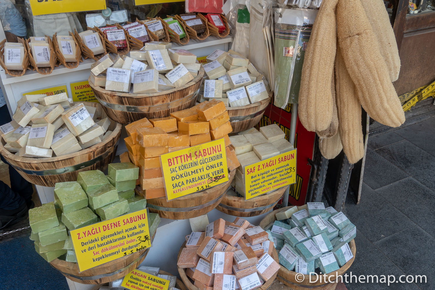 Turkish Soaps for Sale