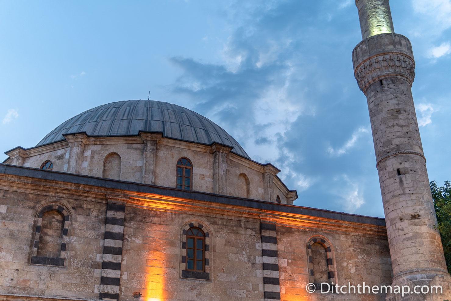 Liberation Mosque in Gaziantep, Turkey