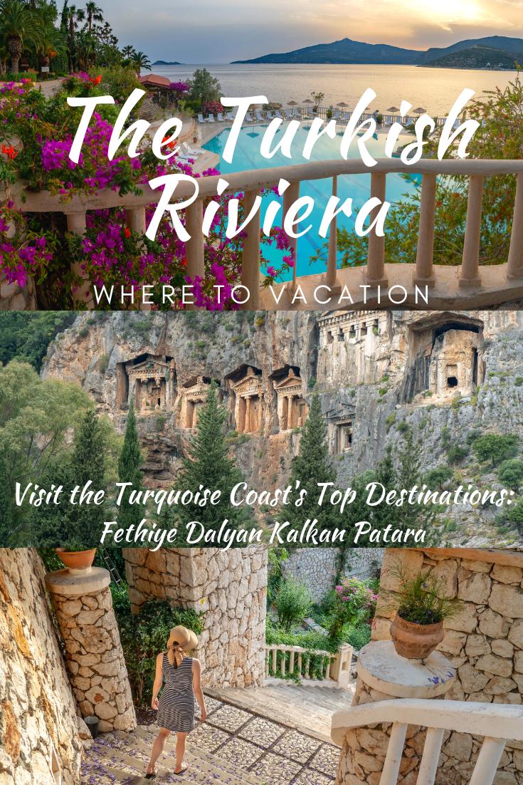 Visiting Turkey's Turquoise Coast