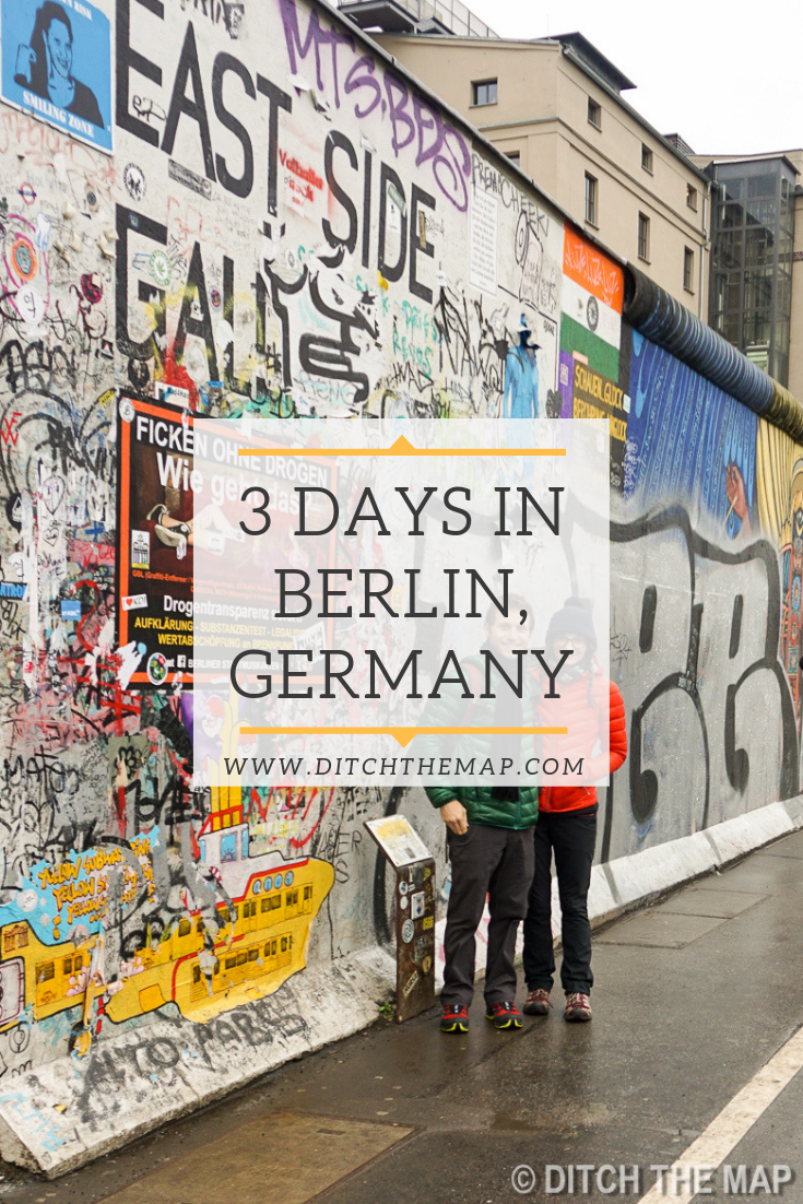How to spend 3 days in Berlin, Germany