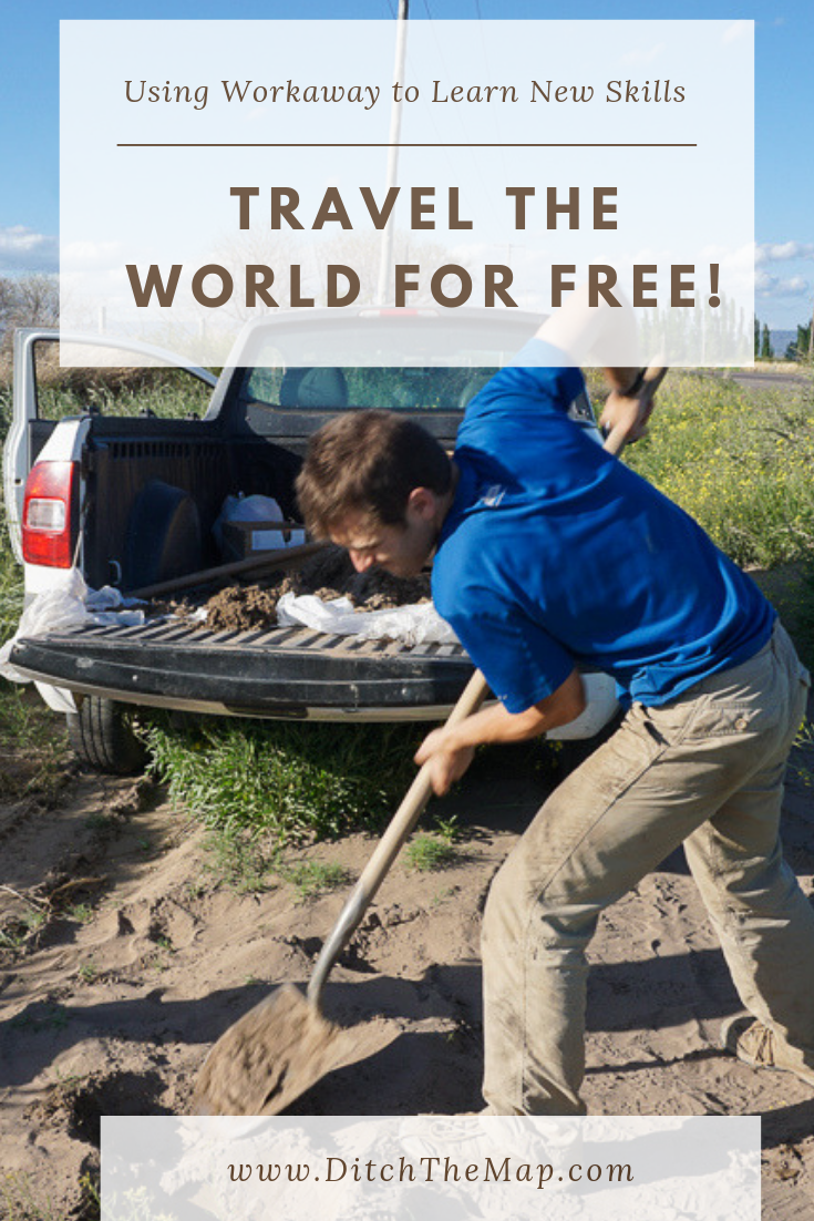Learn how to travel for free by volunteering around the world.
