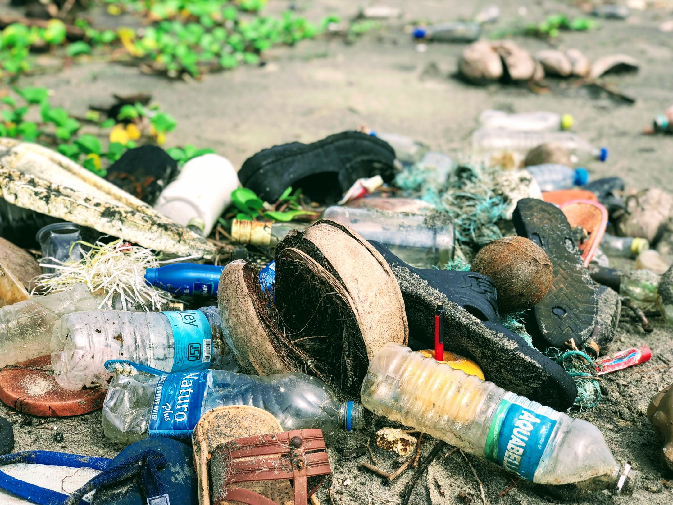 Waste is a typical byproduct of living a modern life but it is reeking havoc on our environment