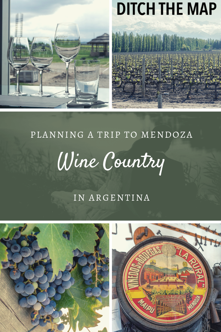 Visit Argentina's Wine Country in Mendoza