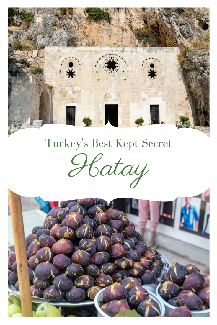 Visit Hatay, Turkey's Syrian Neighbor and eat their Knife