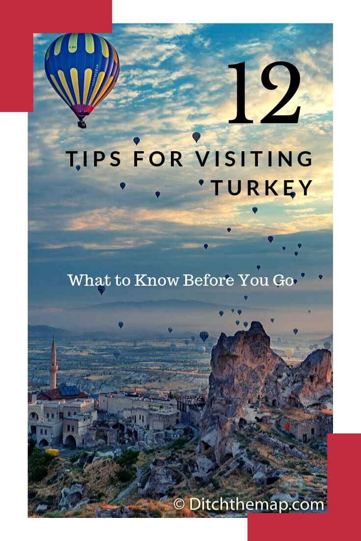 12 Tips for Visiting Turkey for the first time. Things you need to know.