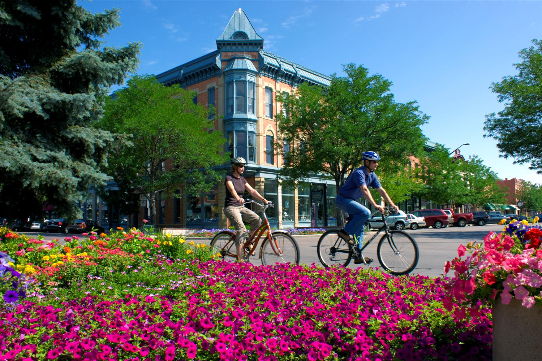 Active Lifestyle photos of Fort Collins, Colorado