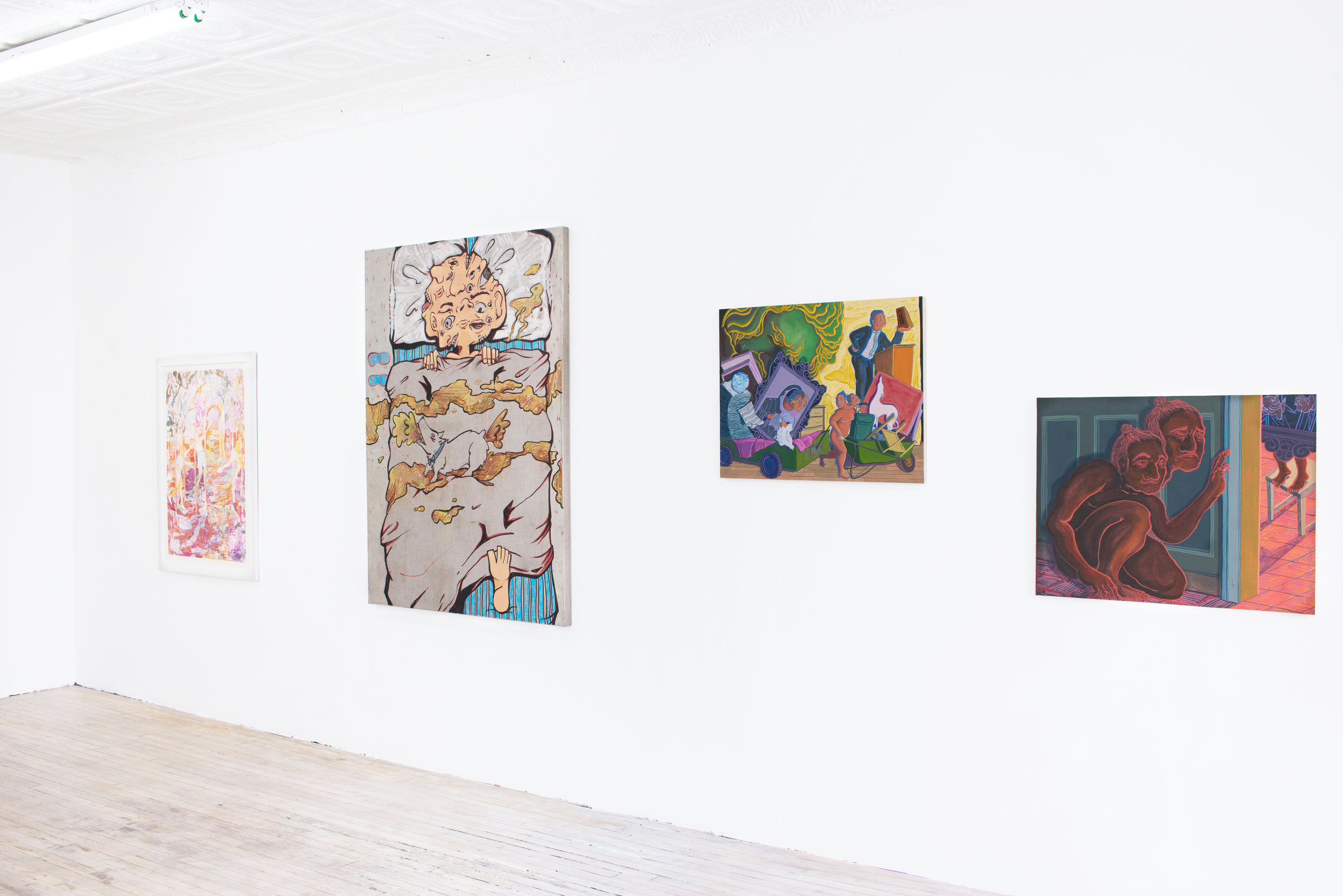 - RISD MFA PaintingJuly 7-July 30, 2017Images