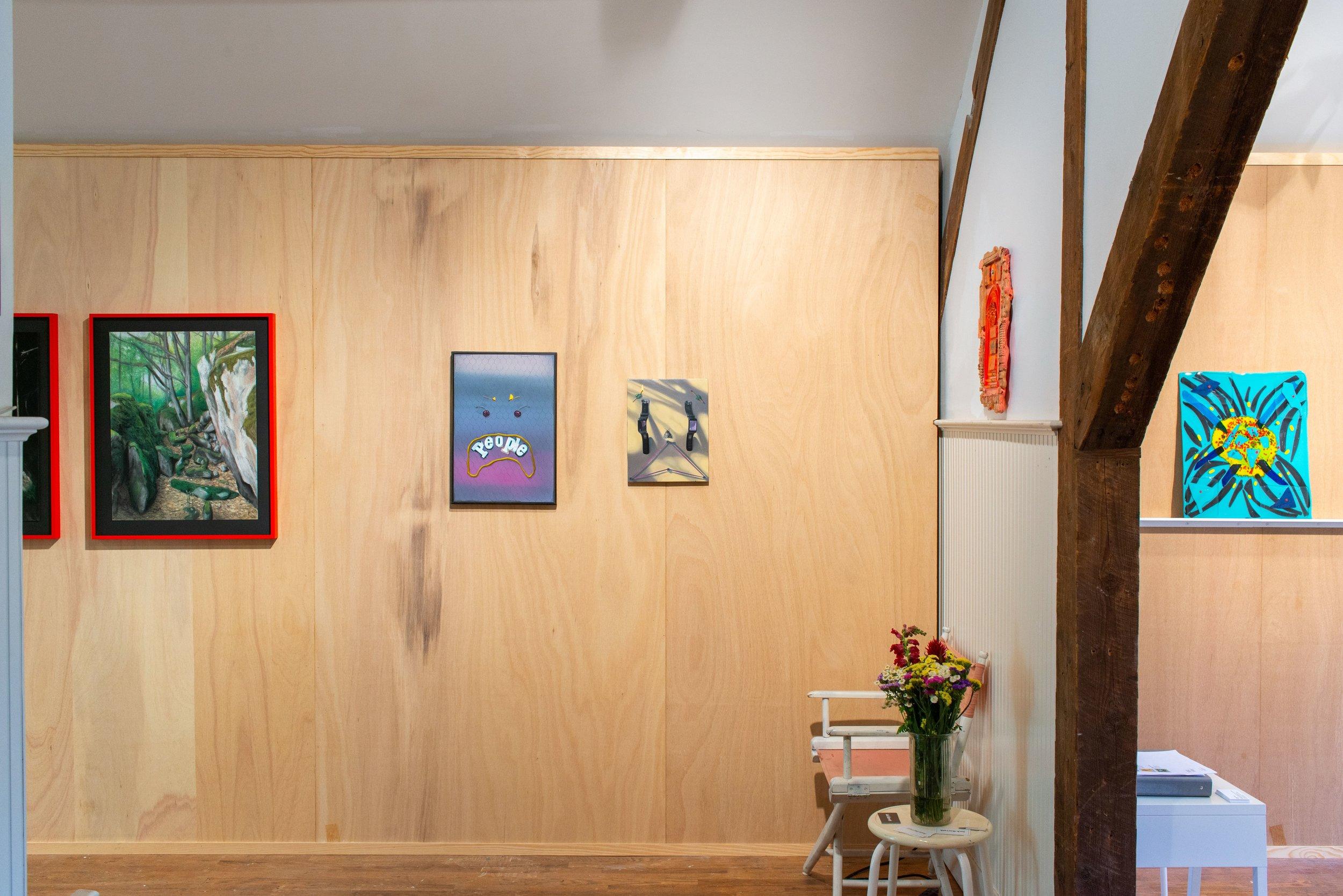 Upstairs Art Fair, Jack Barrett