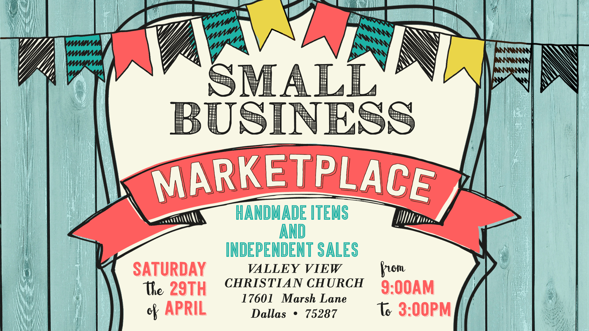 small business marketplace fundraiser valley view students camp