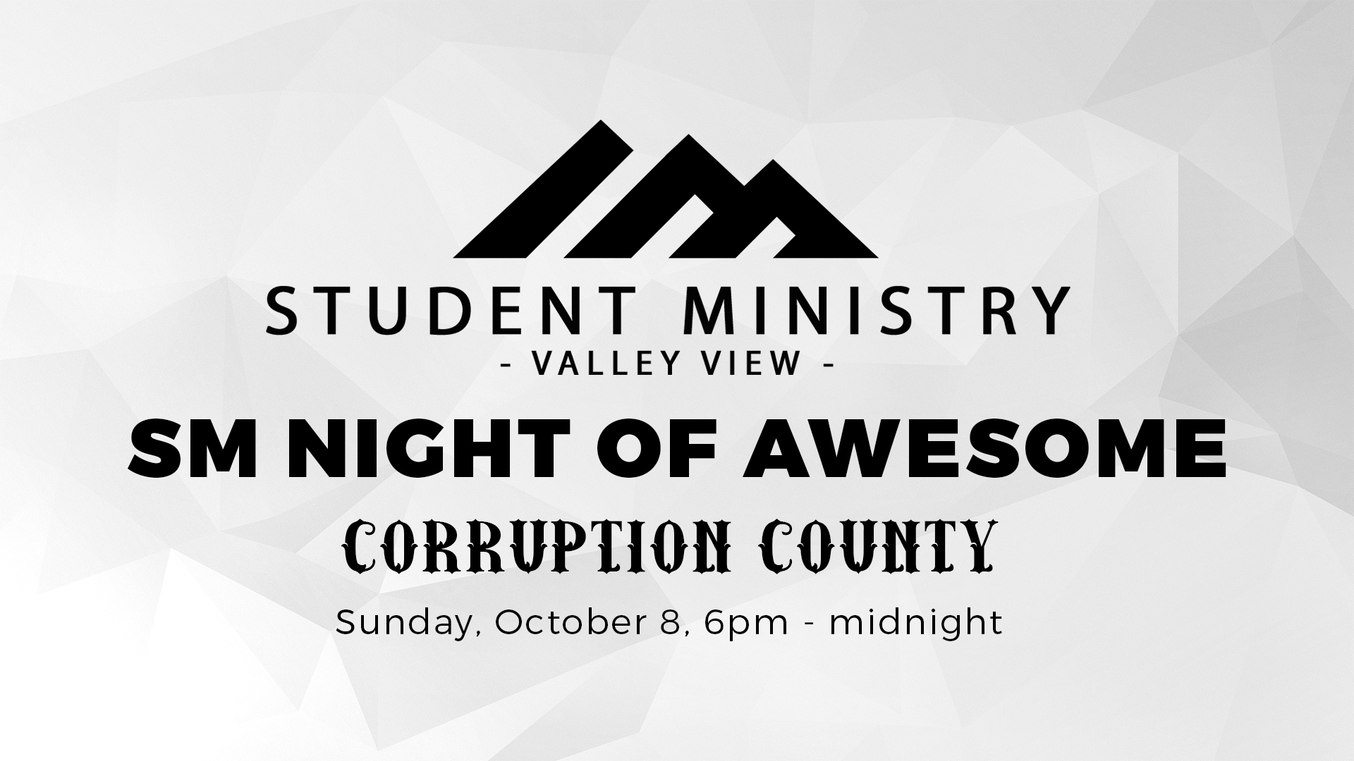 students night of awesome valley view dallas