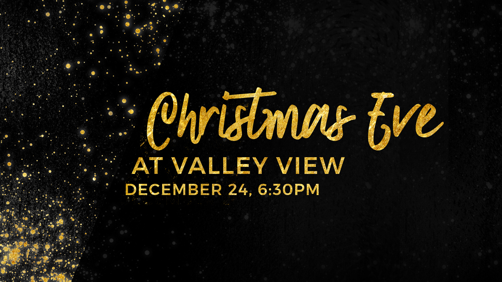 christmas eve valley view christian church dallas