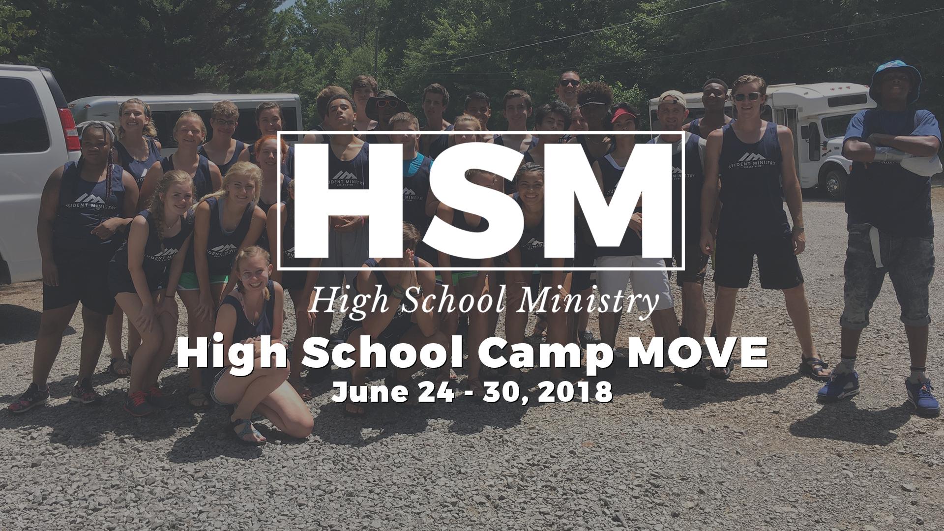 ciy move valley view dallas 2018 summer church camp