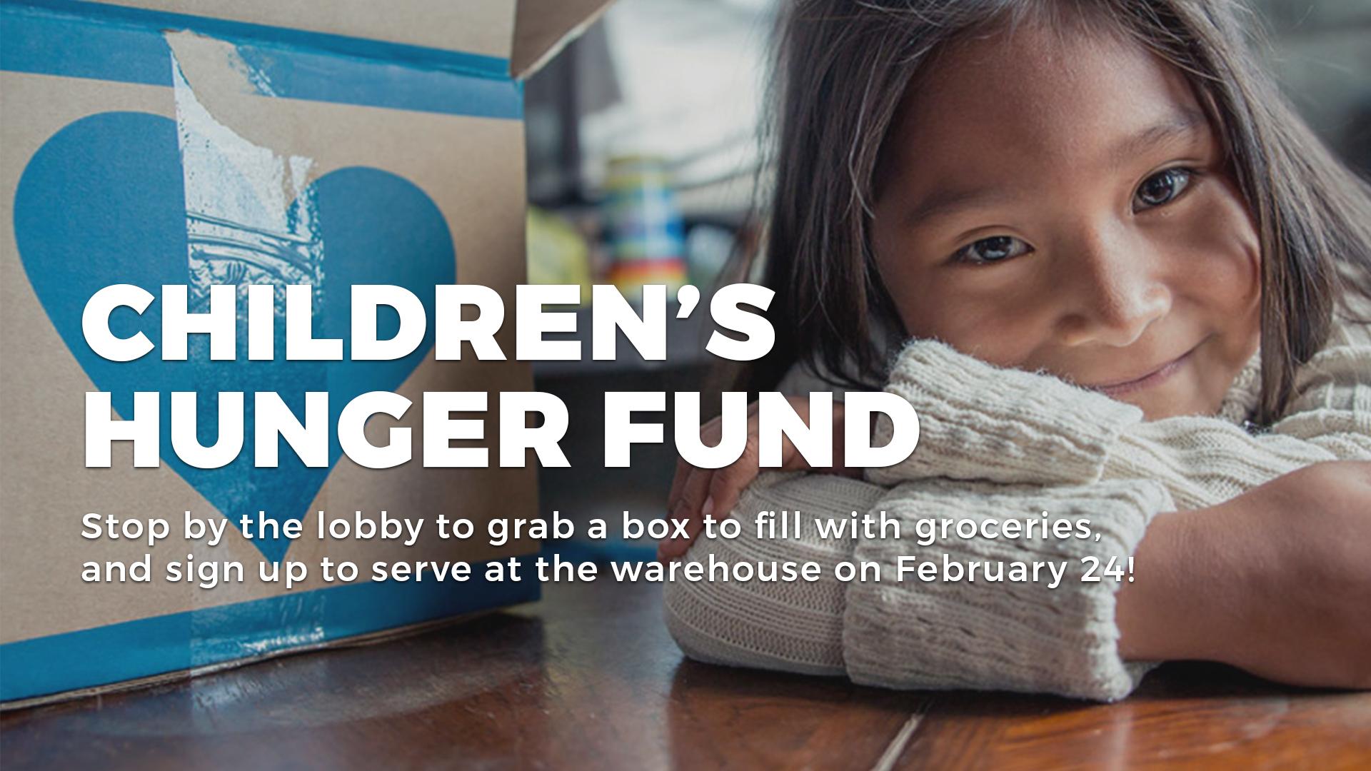 love dallas outreach event children's hunger fund