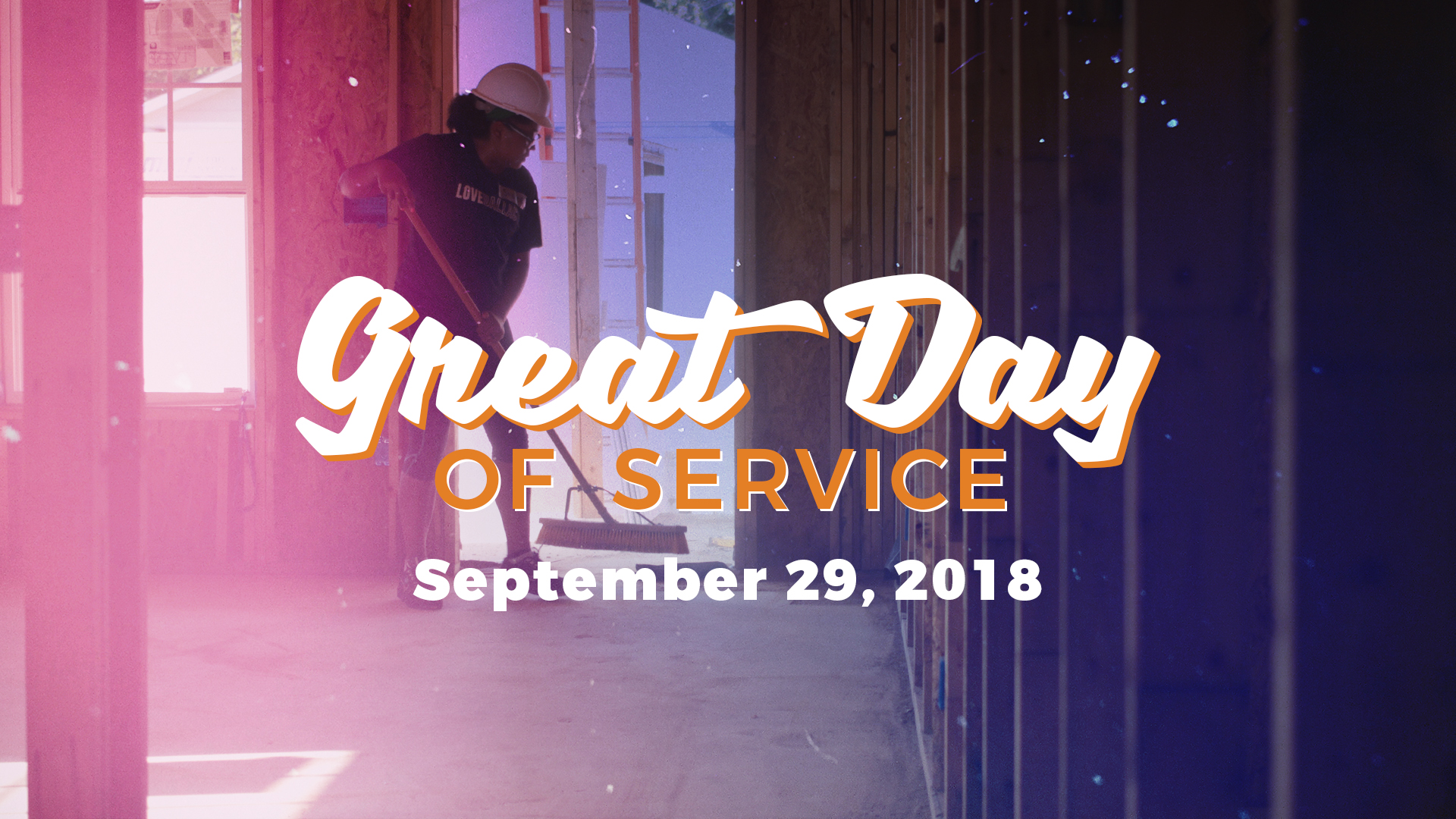 great day of service dallas church