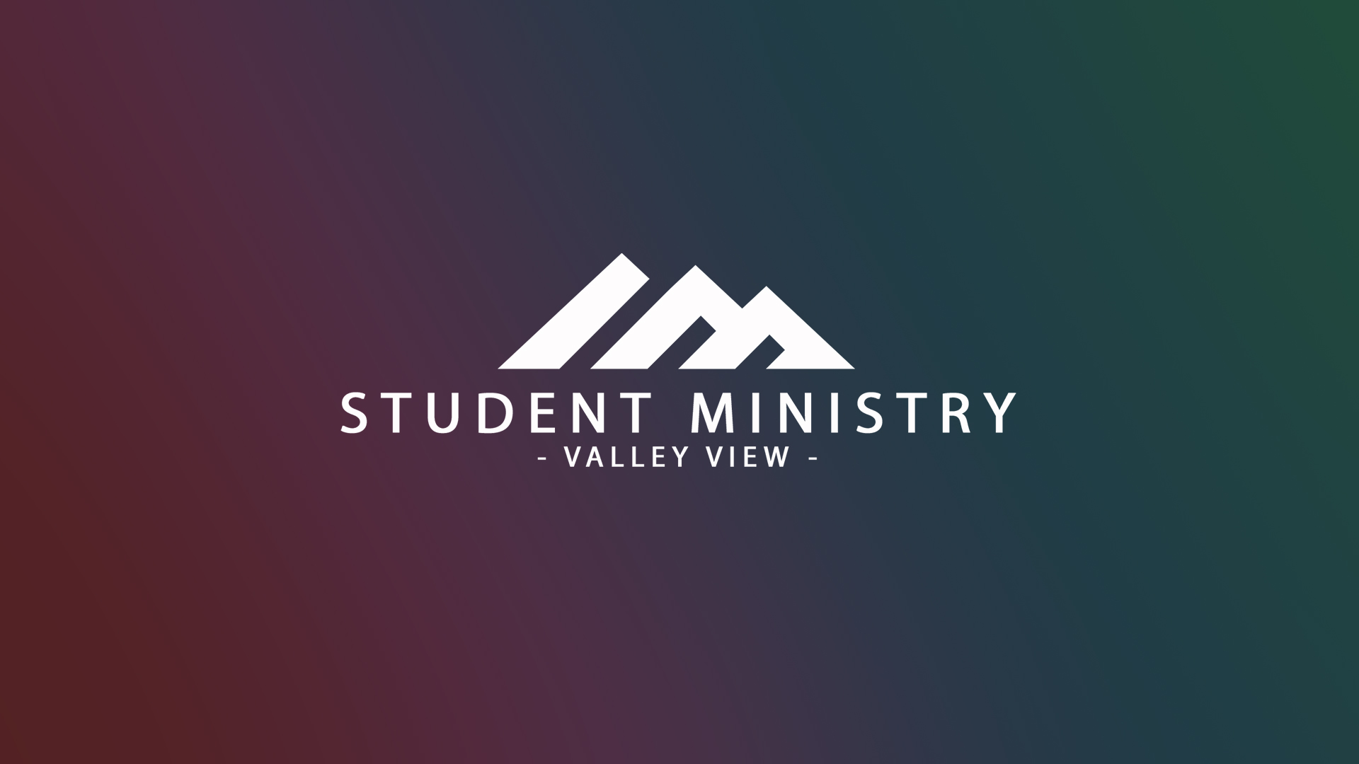 student ministry summer events
