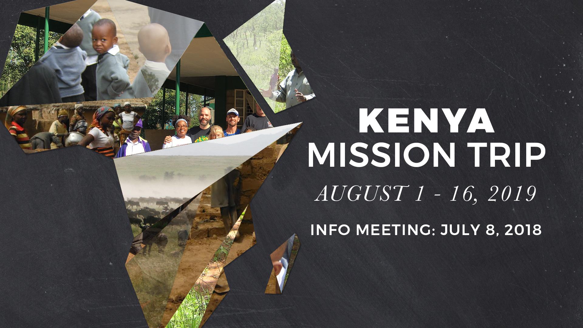 kenya mission trip valley view dallas
